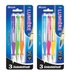 Bazic Lumiere 0.7 mm Mechanical Pencil with Grip (Set of 3)