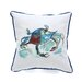 Coastal Crab Indoor / Outdoor Pillow