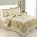 <strong>Modern Heirloom Rachel 7 Piece Comforter Set</strong> by Peking Handicraft