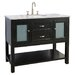 "Legion Furniture 42"" Hatherleigh Sink Chest Vanity Set"
