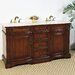 """<strong>61"""" Hatherleigh Sink Chest Vanity Set</strong> by Legion Furniture"""