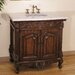 "<strong>Legion Furniture</strong> Symphony 36"" Sink Vanity Set"