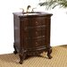 "26"" Hatherleigh Sink Chest Vanity Set"