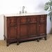 "53"" Hatherleigh Sink Chest Vanity Set"