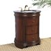 "28"" Hatherleigh Sink Chest in Cherry Brown"