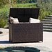 Home Loft Concept Darrik Large Wicker Storage Box