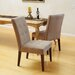 <strong>Talib Tufted Leather Dining Chair (Set of 2)</strong> by Home Loft Concept