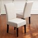 <strong>Home Loft Concept</strong> Jameson T-Stitch Dining Chair (Set of 2)