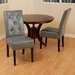 <strong>Victor 5-Tufted KD 2pk Dining Chair (Set of 2)</strong> by Home Loft Concept