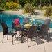 Home Loft Concept Shane 7 Piece Dining Set