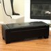 Home Loft Concept Eastport Storage Ottoman