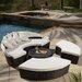 Home Loft Concept Goleta Cabana / Canopy 4 Piece Set