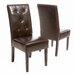 Carter 5-Tufted KD Side Chair