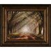 <strong>Ashton Wall Décor LLC</strong> Evergreen Plantation Small Framed Photographic Print