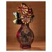 <strong>Deco Breeze</strong> Flower Vase Table Top Fan