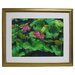 <strong>Alpine Art and Mirror</strong> Premier Lotus Framed Painting Print