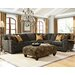 <strong>Chelsea Home</strong> Parker 2 Piece Sectional
