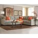 <strong>Chelsea Home</strong> Clark 2 Piece Sectional