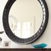 <strong>HGTV Home</strong> Modern Heritage Round Mirror