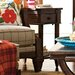<strong>HGTV Home</strong> Woodlands Chairside Table