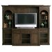 <strong>Woodlands Wall Entertainment Center</strong> by HGTV Home