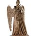 <strong>Weeping Angel - Doctor Who Cardboard Stand-Up</strong> by Room Magic