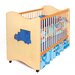 Boys Like Trucks 3-in-1 Convertible Crib