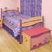 Room Magic Little Girl Teaset Twin Bed