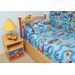 Boys Like Trucks Twin Comforter / Bedskirt / Sham Set