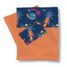 Star Rocket Twin Sheet / Pillowcase Set
