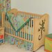 Little Lizards 2-in-1 Convertible Crib