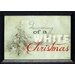 <strong>Christmas Dreams Framed Textual Art</strong> by Artistic Reflections