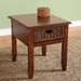<strong>kathy ireland Home by Martin Furniture</strong> San Ramon End Table