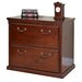 <strong>Huntington Club Two Drawer Lateral File Cabinet</strong> by kathy ireland Home by Martin Furniture