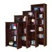 <strong>Tribeca Loft Bookcase</strong> by kathy ireland Home by Martin Furniture