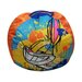 Loony Toons Bugs Bunny Burst Bean Bag Chair