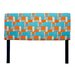 <strong>Hopscotch Upholstered Headboard</strong> by Sole Designs