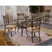 <strong>Hillsdale Furniture</strong> Pompei 5 Piece Dining Set