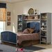 <strong>Universal Youth Mesh Wall Storage Bedroom Collection</strong> by Hillsdale Furniture