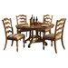 Hillsdale Furniture Hamptons 5 Piece Dining Set