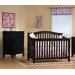 <strong>Salerno 4-in-1 Convertible Crib Set</strong> by PALI
