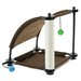 <strong>Scratch Ramp Steel Scratching Post</strong> by Kitty City