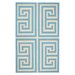 <strong>Greek Key Blue Rug</strong> by Trina Turk Residential