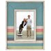 <strong>Sunwashed Stripe Picture Frame</strong> by Malden