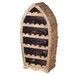 CBK Boat Wine 26 Bottle Wine Rack