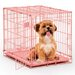 iCrate Fashion Edition Pet Crate