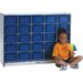 <strong>Rainbow Accents 25 Compartment Cubby</strong> by Jonti-Craft