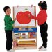 <strong>2 Station Easel</strong> by Jonti-Craft