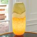 "Global Views Lichen Desert 18.75"" H Table Lamp"