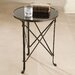 Global Views Directoire End Table